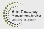 A to Z University Management Services Logo